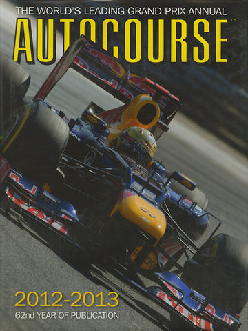 Autocourse 2012 Annual