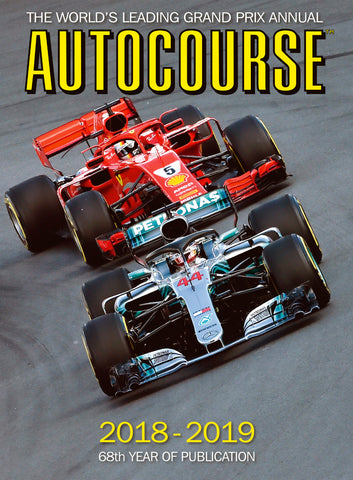 Autocourse 2018 Annual