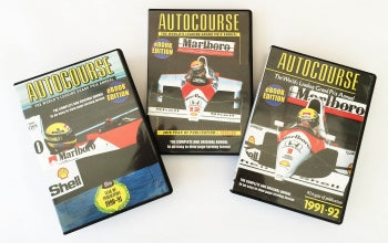 Autocourse SENNA eBook Bundle