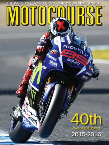 Motocourse 2015 Annual