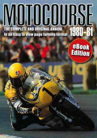 Motorcourse 1980 eBook