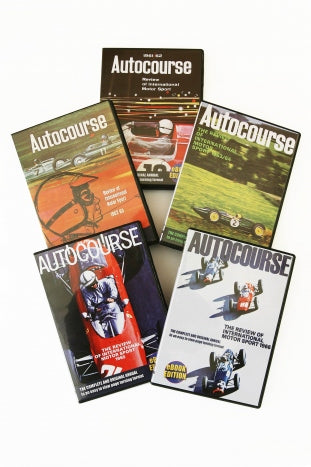 Autocourse eBook Bundle (3)