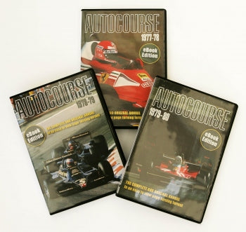 Autocourse eBook Bundle (4)