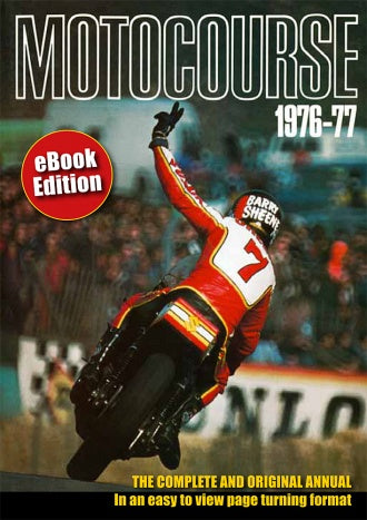 Motorcourse 1976 eBook