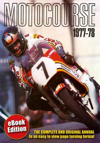 Motorcourse 1977 eBook