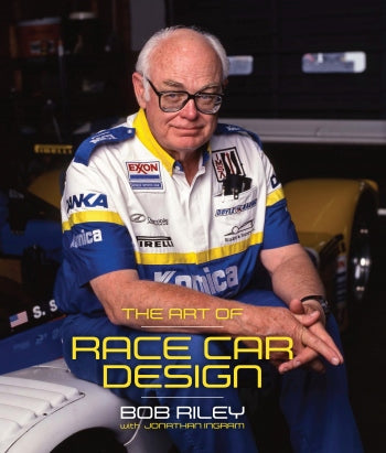 The Art of Race Car Design - Bob Riley