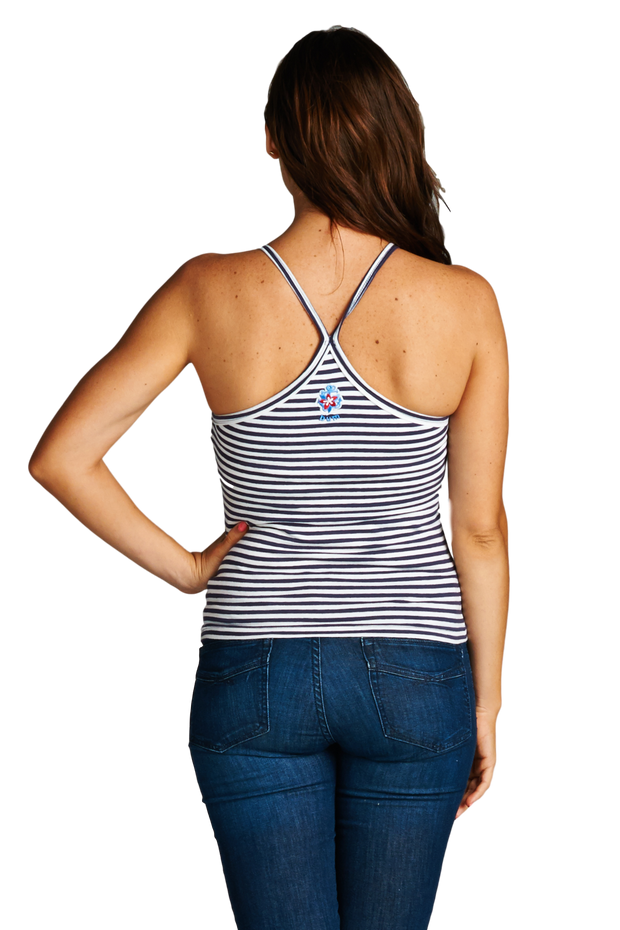 Women's Striped Camisole Tank Top