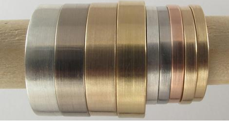 metals used by titus metals