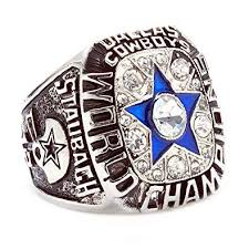 Dallas Cowboys Championship Rings Collection 5 Premium Rings  - BEST VALUE FOR COLLECTORS