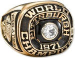 1971 Pittsburgh Pirates Championship Ring