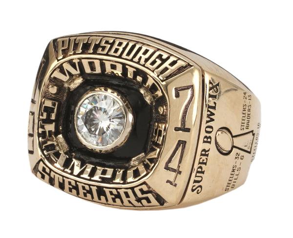 1974 Pittsburgh Steelers Championship Rings