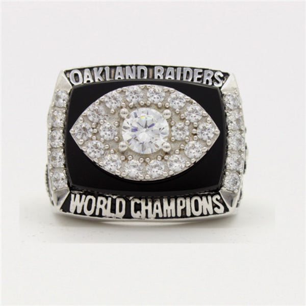 Oakland Raiders Championship Rings Collection 3 Rings