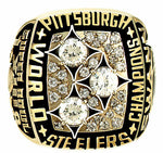 1978 Pittsburgh Steelers Championship Rings