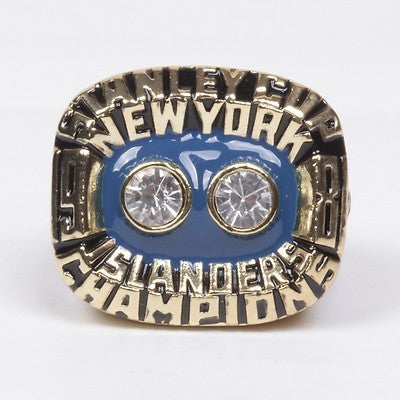 1981 New York Islanders Championship Ring