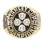1983 New York Islanders Championship Ring