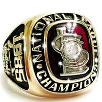 1985 St Louis Cardinals Championship Ring