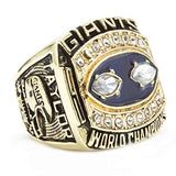 New York Giants Championship Rings Collection 4 Rings