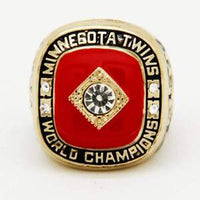 1991 Minnesota Twins Championship Ring