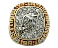 1995 New Jersey Devils Championship Ring