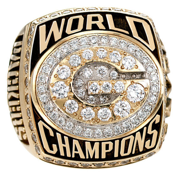 1996 Green Bay Packers Championship Ring
