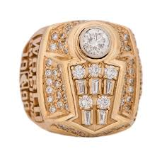 1998 Chicago Bulls Championship Ring