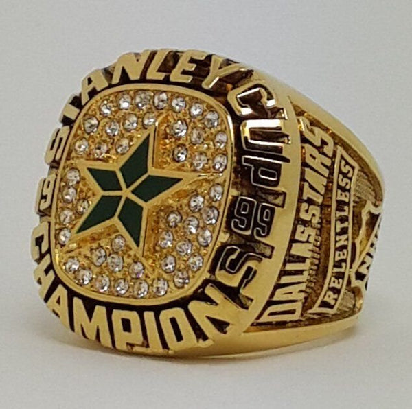 1999 Dallas Stars Championship Ring