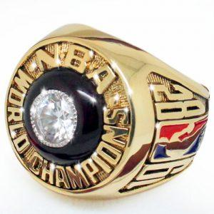 1982 Los Angeles Lakers Championship Ring
