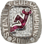2000 New Jersey Devils Championship Ring