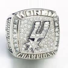 2003 San Antonio Spurs Championship Ring