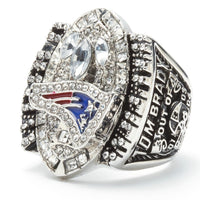 2004 New England Patriots Championship Rings