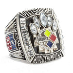 2005 Pittsburgh Steelers Championship Rings