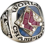 2007 Boston Red SoxChampionship Ring