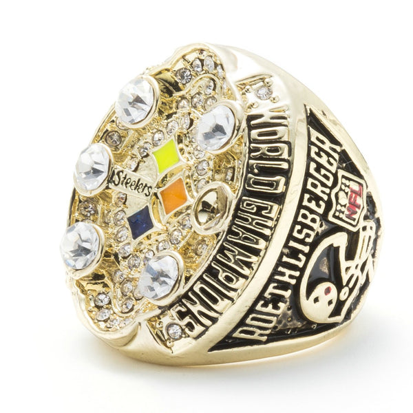 2008 Pittsburgh Steelers Championship Rings