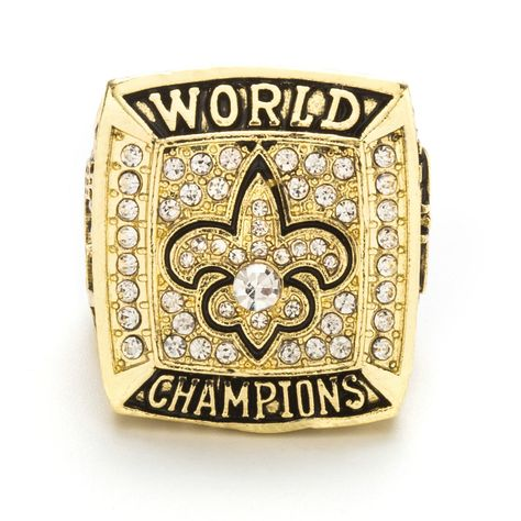 2009 New Orleans Saints Championship Ring