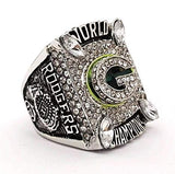 Green Bay Packers Championship Rings Collection 4 Rings