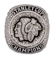2010 Chicago Blackhawks Championship Ring