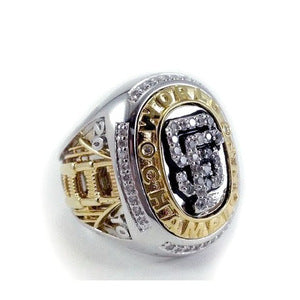 2010 San Francisco Giants Championship Ring