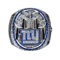 2011 New York Giants Championship Ring