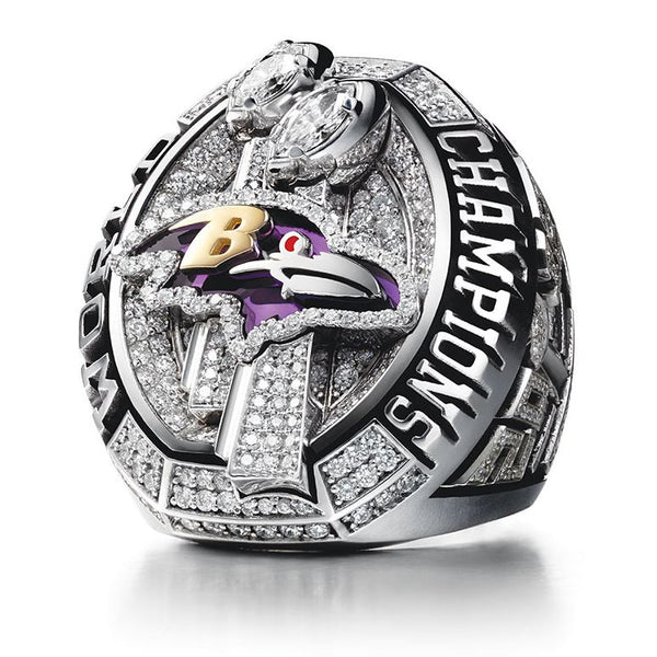 2012 Baltimore Ravens Championship Ring