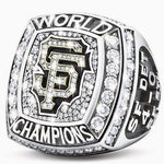 2012 San Francisco Giants Championship Ring