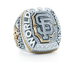 2014 San Francisco Giants Championship Ring