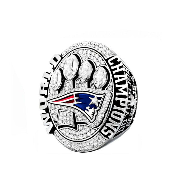 2014 New England Patriots Championship Rings