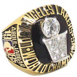 1985 Los Angeles Lakers Championship Ring
