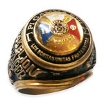 DOSKELION FRATERNITY RING