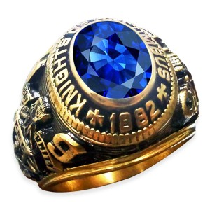 KNIGHTS OF COLUMBUS RING