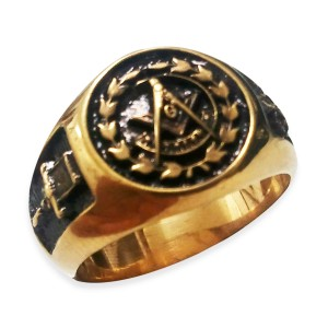 Mason Ring For The Ladies