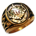 SIGMA RHO FRATERNITY RING