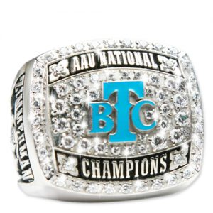 AAU National Championship Ring