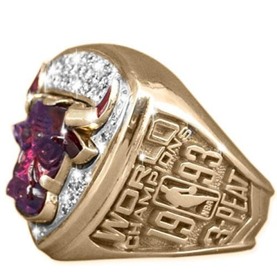 1993 Chicago Bulls NBA Championship Ring