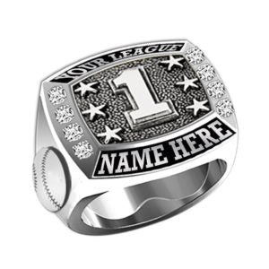 Custom Baseball Championship Ring 002
